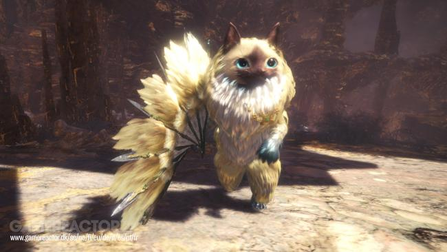 Capcom revela vídeo hilariante da captura de movimentos de Monster Hunter