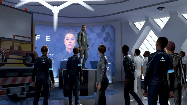 Entrevista Detroit: Become Human