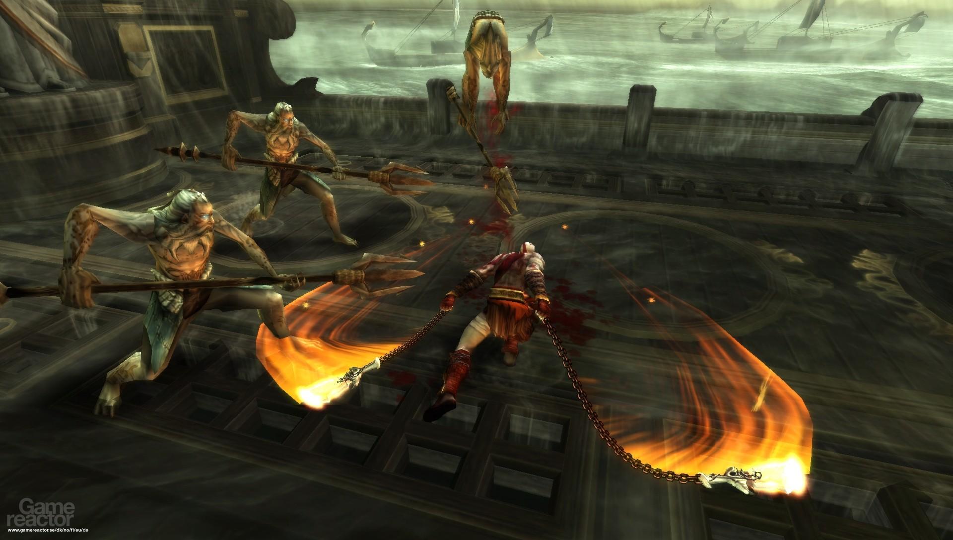 Imagens de God of War: Ghost of Sparta 24/30