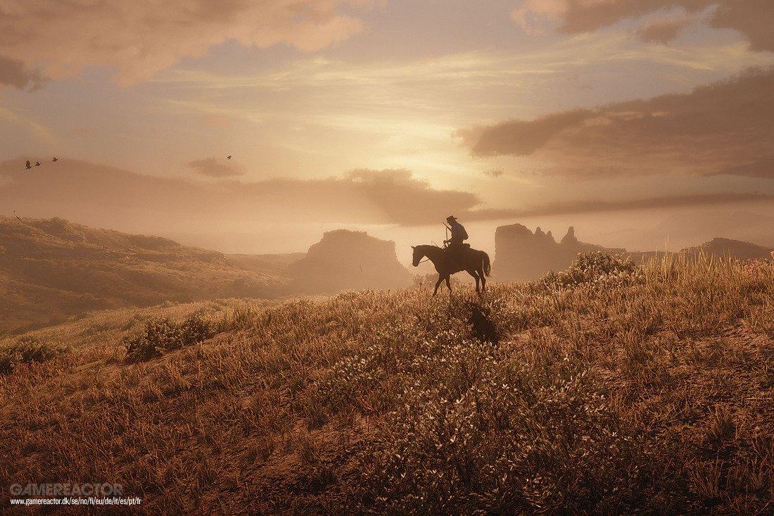 Red Dead Redemption 2 Análise - Gamereactor