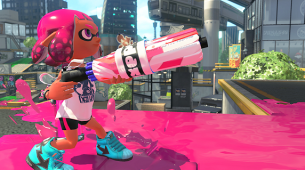 Splatoon 2 among the esports events at Paris Games Week