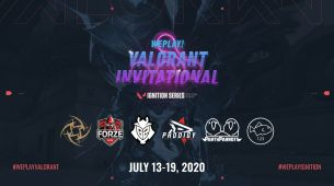 WePlay! to host $50,000 Valorant Ignition Series tournament