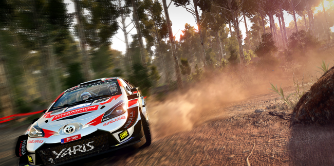 Vencedor do passatempo de WRC 8 para PS4