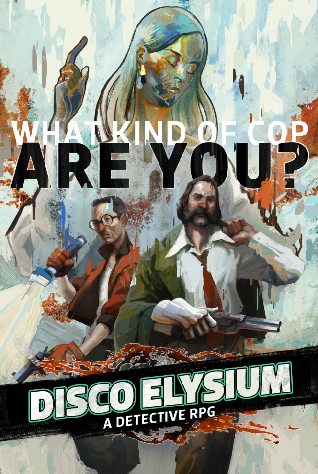 Disco Elysium foi confirmado para Nintendo Switch
