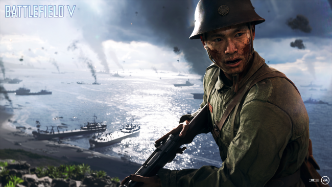 DICE revelou data de lançamento de Solomon Islands, o próximo mapa de Battlefield V