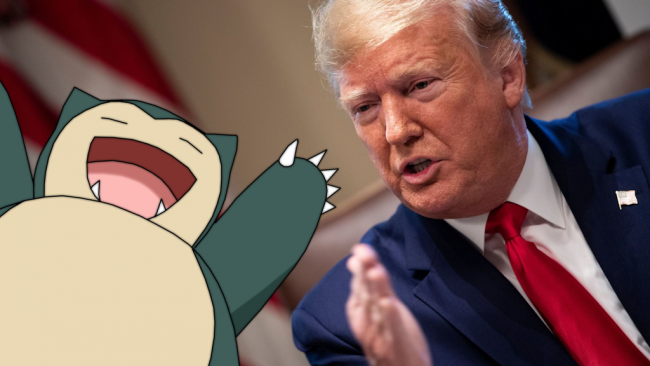 Fãs de Pokémon pedem a Trump para cancelar a venda de Pokémon Sword/Shield