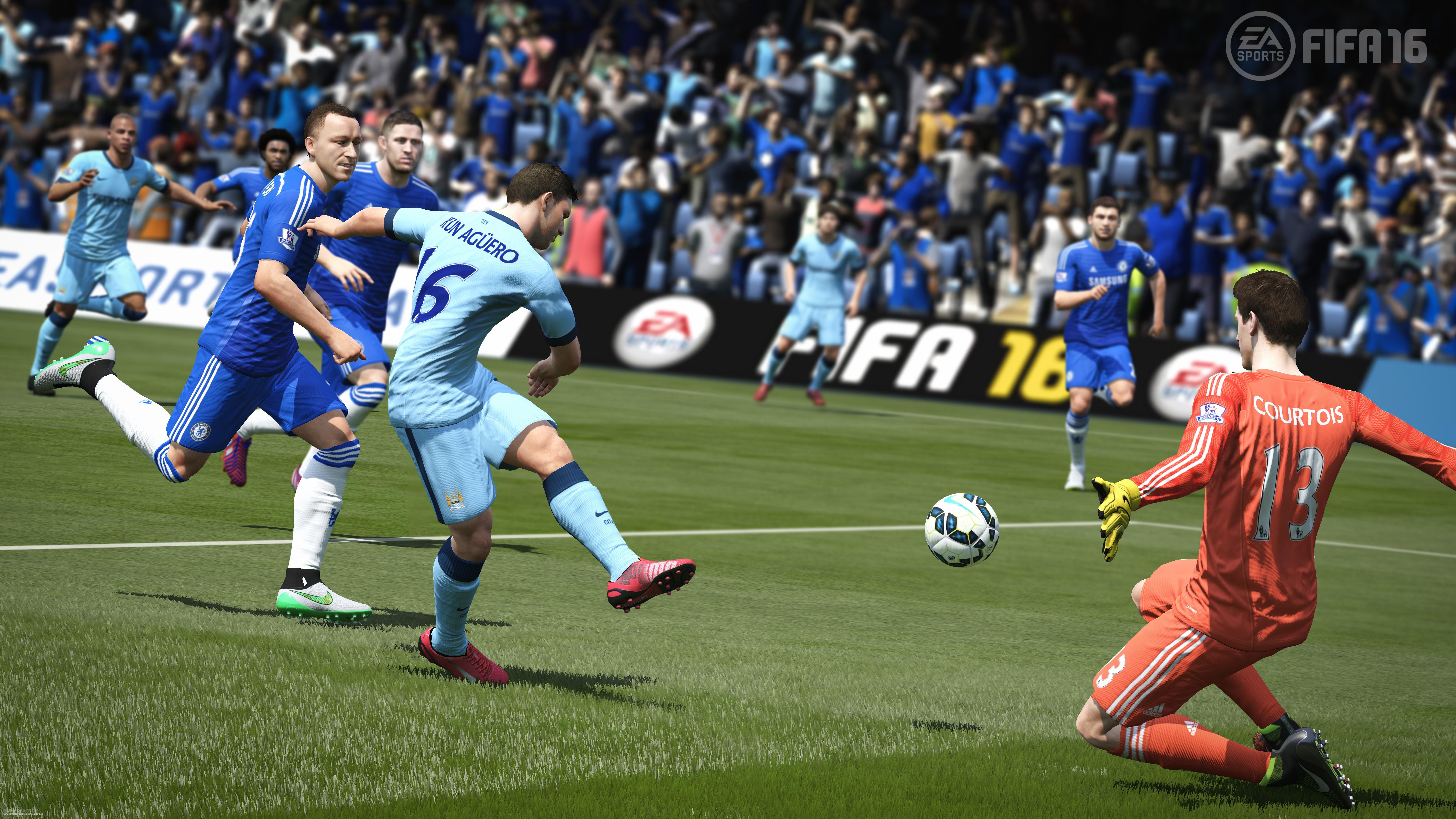 Imagens de EA Sports fala de FIFA 16