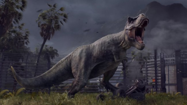 Expansão de Jurassic World Evolution será baseada no filme original
