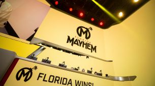 Florida Mayhem, Misfits partner with Gift of Life