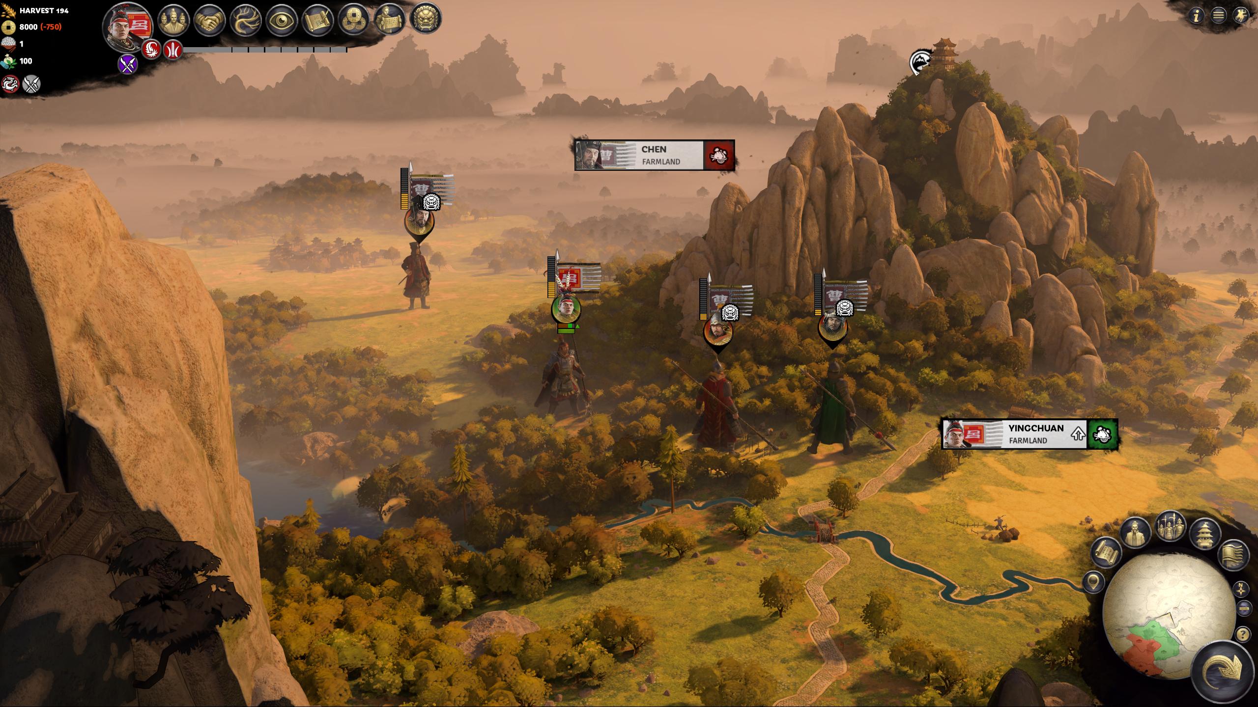 Total war: three kingdoms - a world betrayed jesus