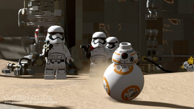 Lego Star Wars: The Force Awakens recebe trailer delicioso
