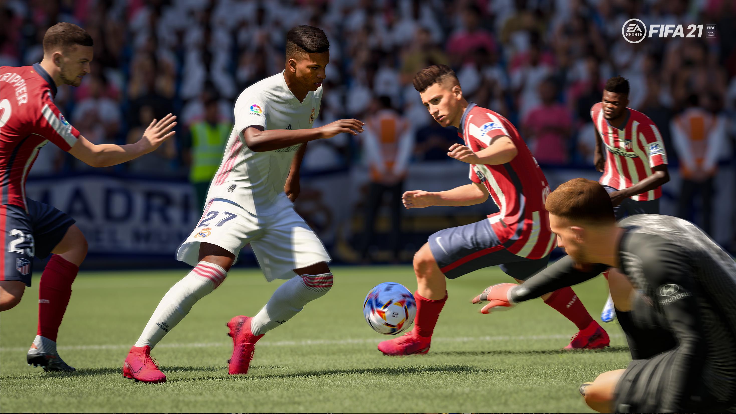 Imagens de COVID-19 não terá influência em FIFA 21 1/2