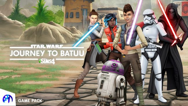 The Sims 4: Star Wars Journey to Batuu