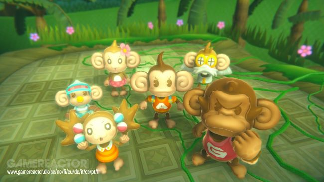 Super Monkey Ball: Banana Blitz HD vai chegar ao Steam na próxima semana