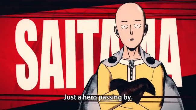 One Punch Man: A Hero Nobody Knows anunciado oficialmente