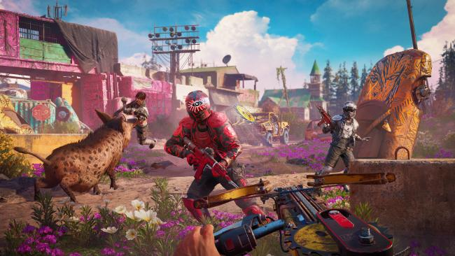 Far Cry: New Dawn e Metro Exodus lideram vendas no Reino Unido