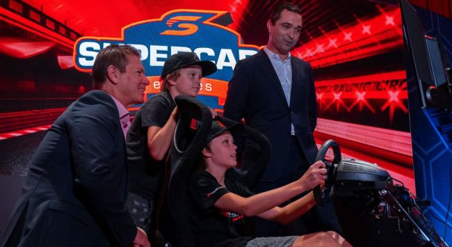 Supercars and Gfinity delivering second Supercars Eseries
