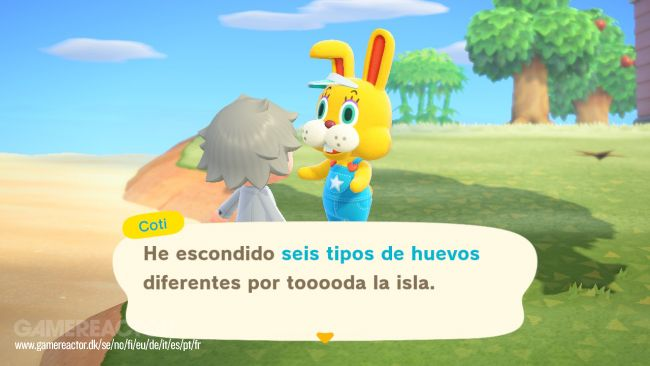 Nintendo reduziu o número de ovos de Animal Crossing: New Horizons