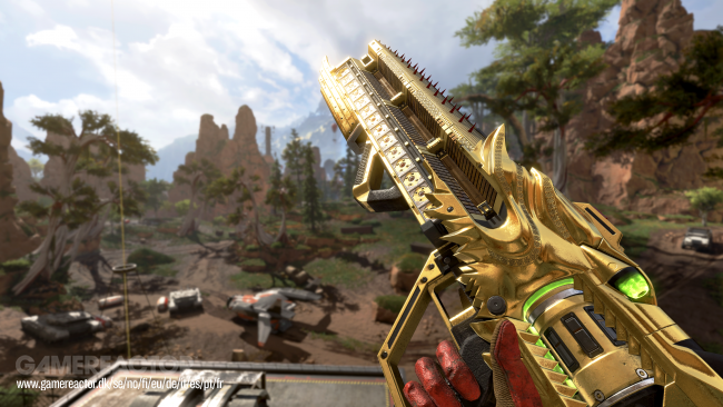Respawn vai alterar Charge Rifle de Apex Legends