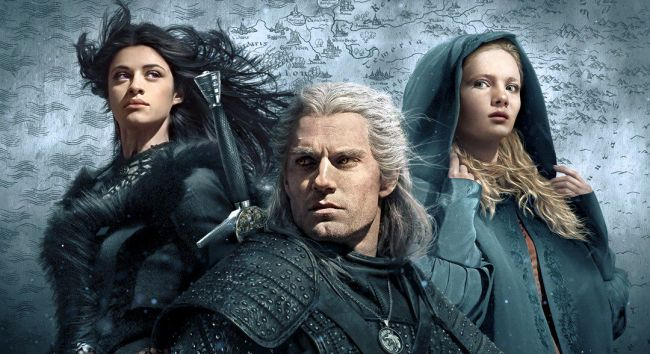 Veja o trailer final legendado de The Witcher