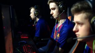 Barcelona and Piast Gliwice to face off in Rocket League