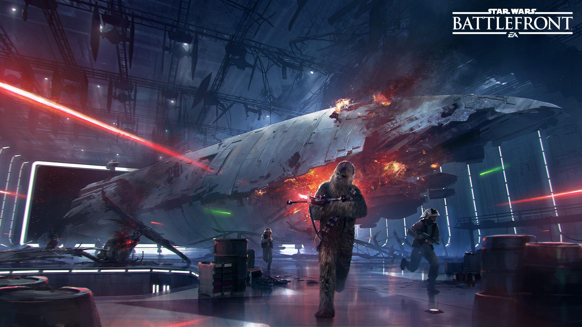 Imagens De A Estrela Da Morte Chega A Star Wars Battlefront 1 3