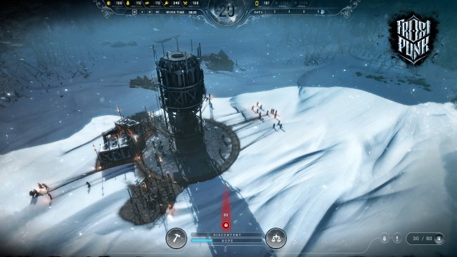 The Fall of Winterhome é a nova expansão de Frostpunk