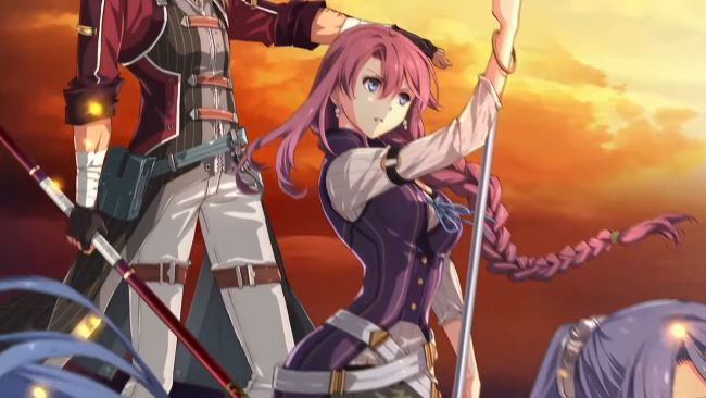 Trails of Cold Steel IV anunciado para PC, PS4, e Switch