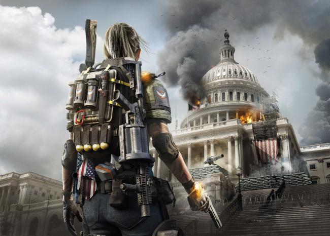 The Division 2: Dark Zone e PvP