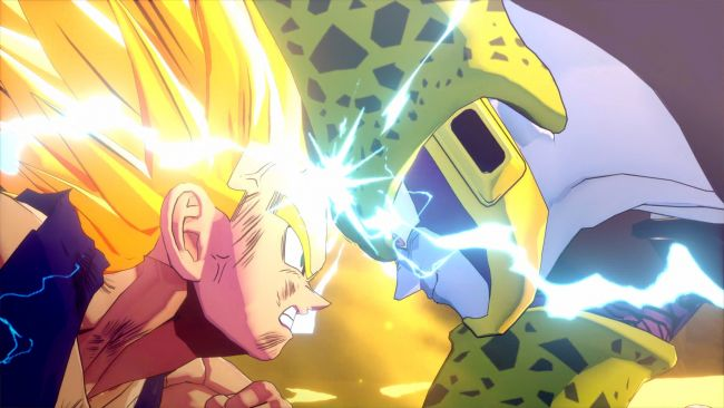 Trailer mostra Cell em Dragon Ball Z: Kakarot