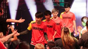 Diya continues to be out of action for Shanghai Dragons