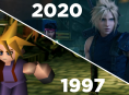 Comparativo GR: Final Fantasy VII vs Final Fantasy VII: Remake