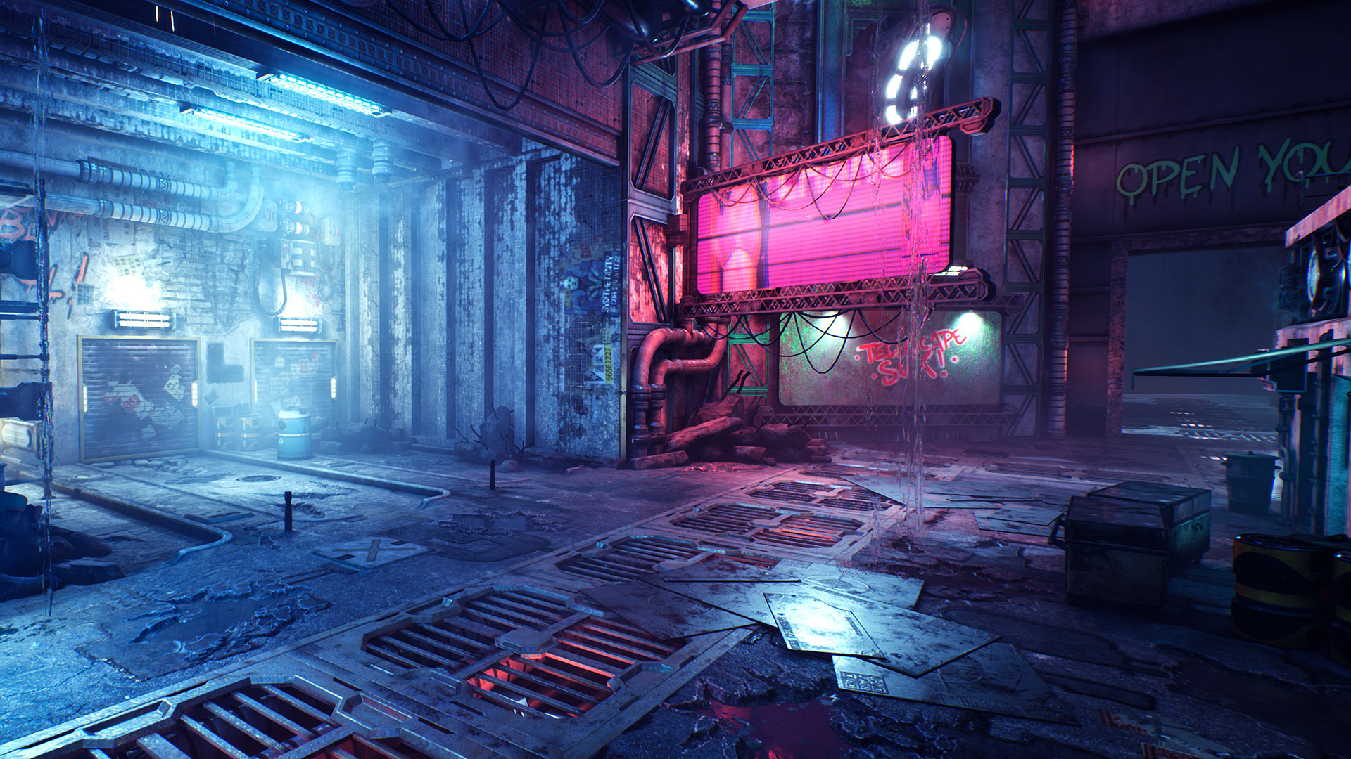 Imagens de Ghostrunner 14/17