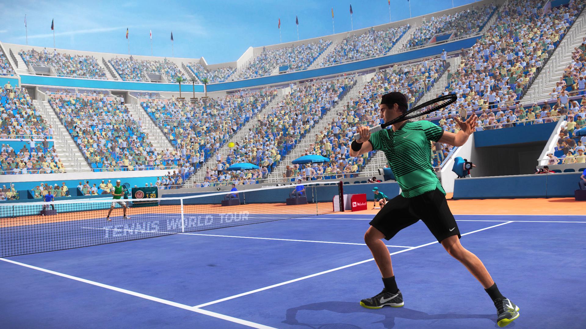 Tennis World Tour Análise - Gamereactor 91a58c4e18814