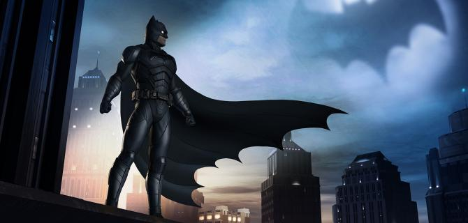 Batman: The Enemy Within - Temporada Completa
