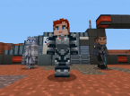 Minecraft introduz Mass Effect na Nintendo Switch