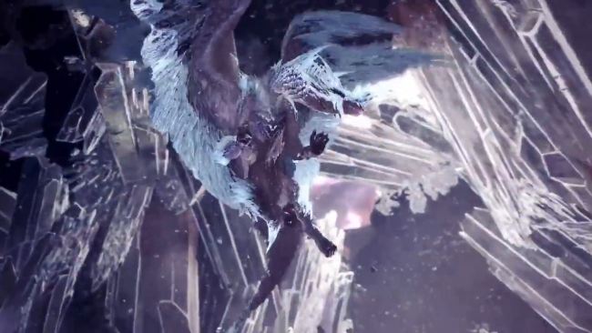 Velkhana dá-se a conhecer no novo trailer de Monster Hunter World: Iceborne