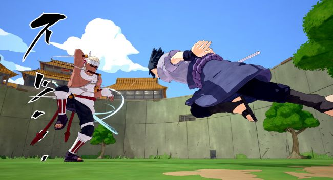 Killer B anunciado para Naruto to Boruto: Shinobi Striker