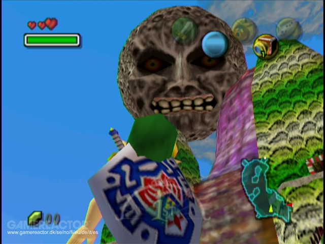 imagens de retro 30 minutos de the legend of zelda majora s mask 6 8