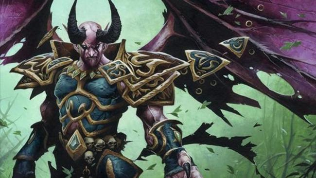 Mal'Ganis, de Warcraft, chegou a Heroes of the Storm