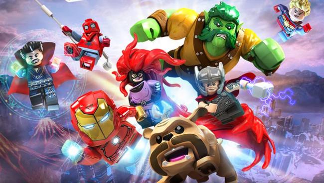 Shadow of War e Lego Marvel Super Heroes 2 disponíveis no Lisboa Games Week