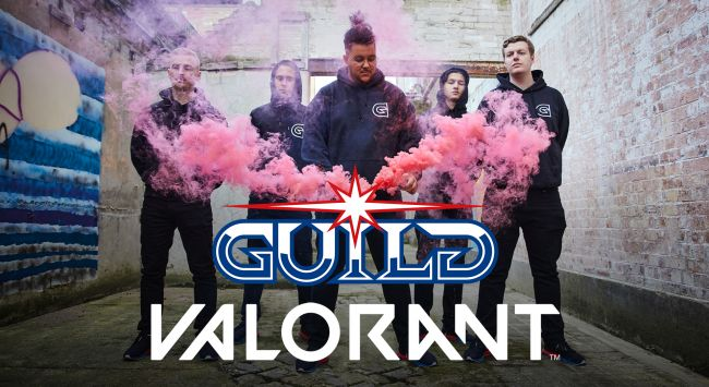 Guild Esports sign Swedish Valorant roster