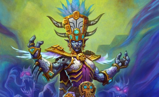 Hearthstone quase revelou um spoiler de World of Warcraft