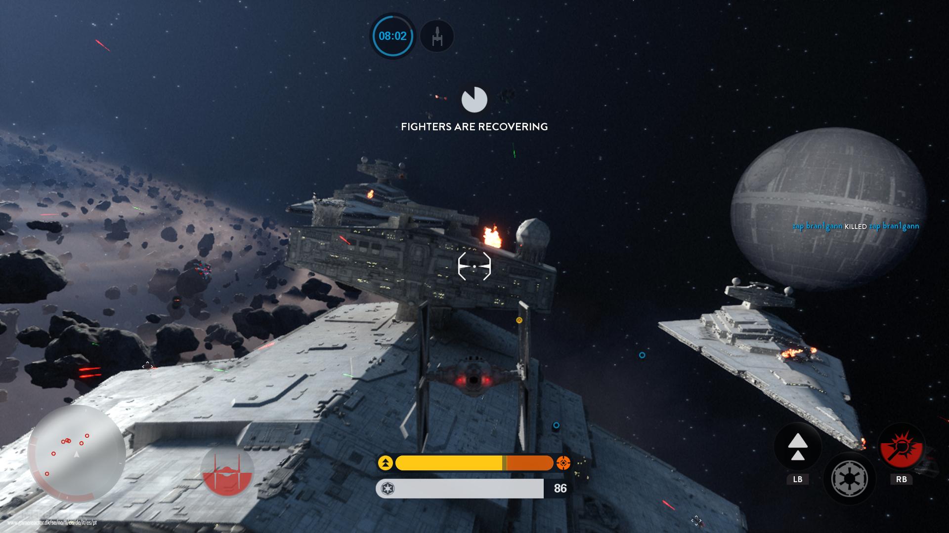 Imagens De Vejam A Estrela Da Morte Em Star Wars Battlefront 6 9