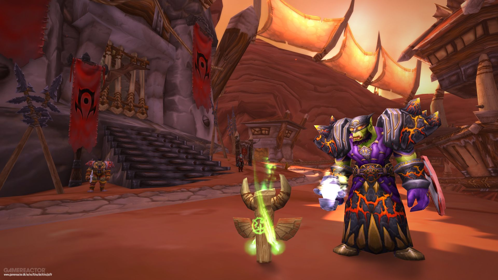 Criadores de World of Warcraft regressam para jogar WoW: Classic - World of  Warcraft: Classic - Gamereactor