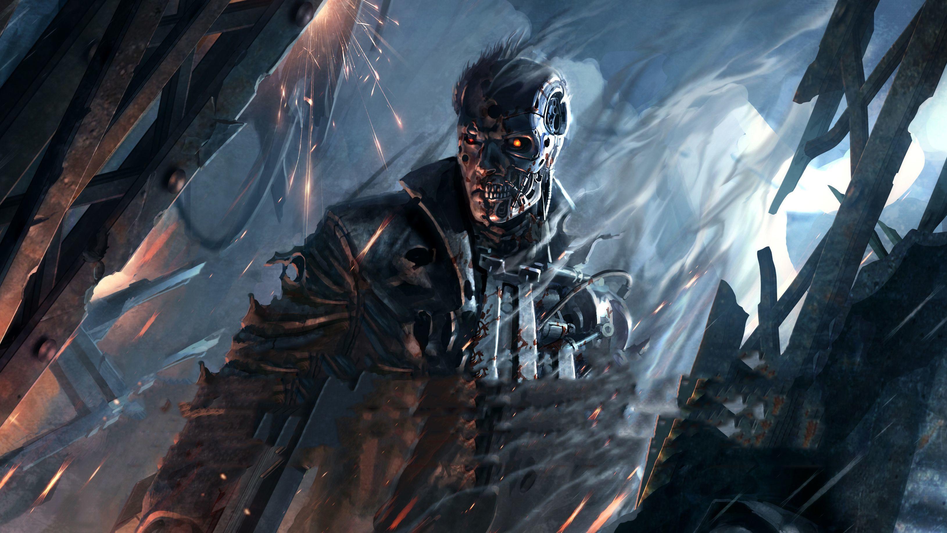 Versão PS5 de Terminator: Resistance foi ligeiramente adiada - Terminator:  Resistance - Enhanced - Gamereactor