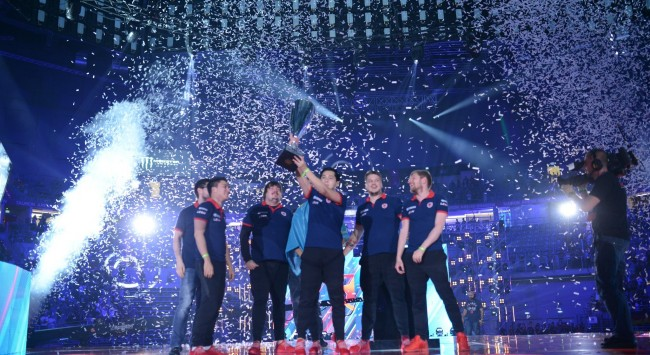 Gambit send Immortals home to win PGL Krakow Major