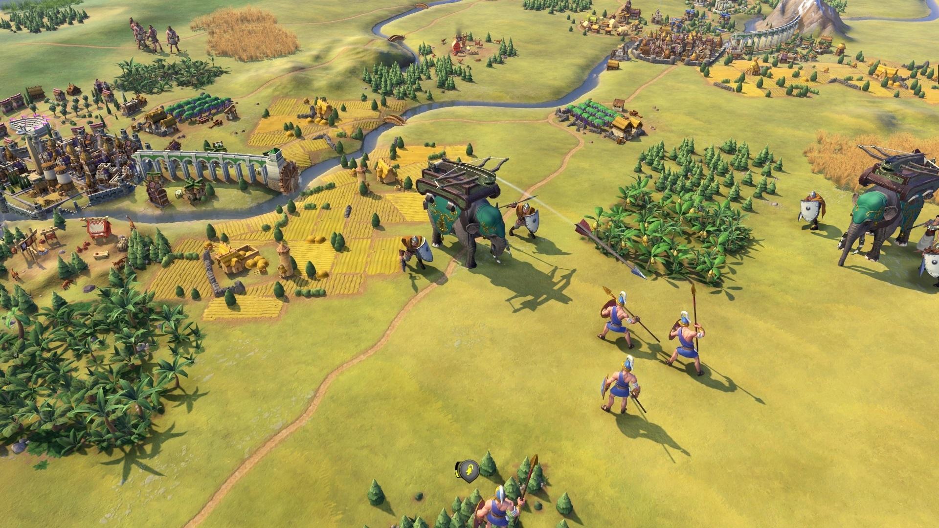 Civilization vi free on epic