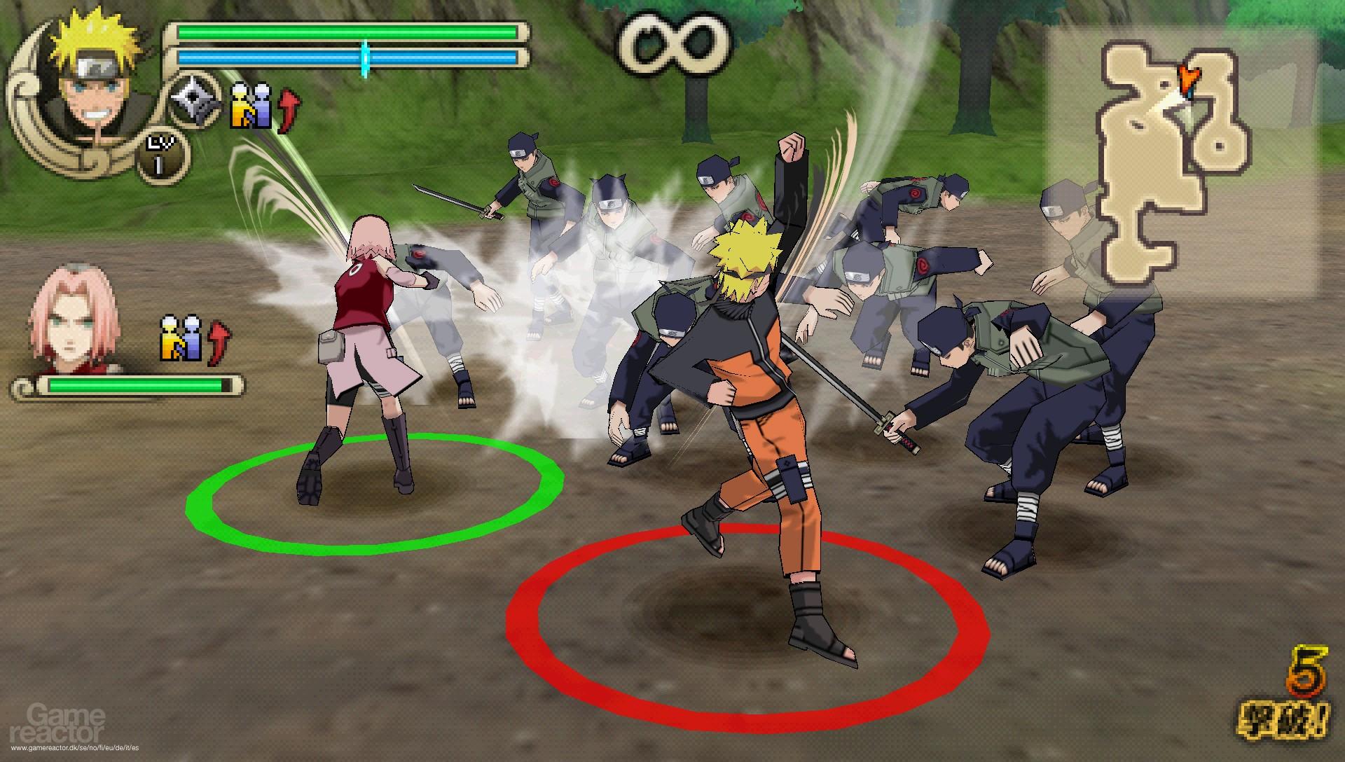 Imagens de Naruto Shippuden: Ultimate Ninja Impact 2/29