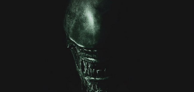Prelúdio legendado de Alien: Covenant